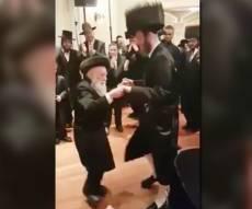 מאות אלפי צפיות: הריקוד של ניצול השואה בן ה-100