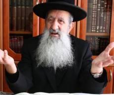 """הרב מוצפי: בג""""ץ עוקר התורה, עוכר ישראל"""