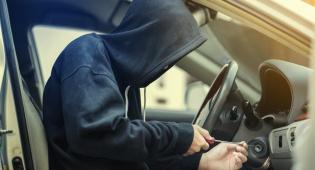 תוך שעות: הרכב הוחזר ושני הגנבים נתפסו