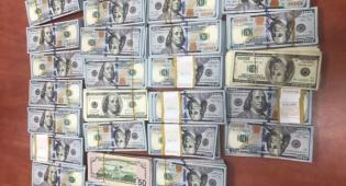 במבצע משטרתי גדול נתפסו 280 אלף דולר