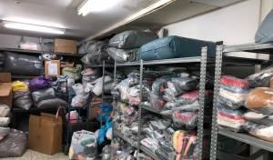המשטרה תפסה אלפי פריטי לבוש מזויפים
