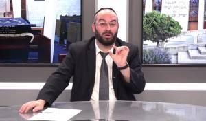 חג הסוכות עם הרב נחמיה רוטנברג • צפו