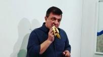 'האמן הרעב' אכל בננה בשווי 120 אלף דולר