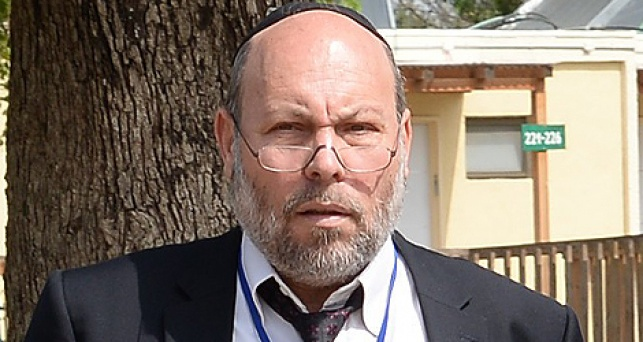 """הרב ישראל פרידמן, עורך """"יתד נאמן"""""""