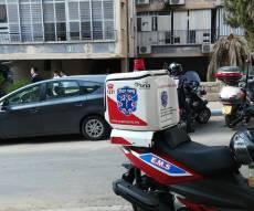 בני ברק: גבר נפצע ממסור דיסק חשמלי