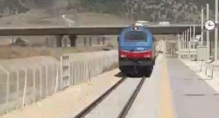 רכבת העמק חוזרת: נסיעת המבחן הראשונה