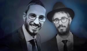 בן שמעון לייב: שמחה פרידמן בקומזיץ ייחודי