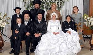 חלק מבני המשפחה שנהרגו