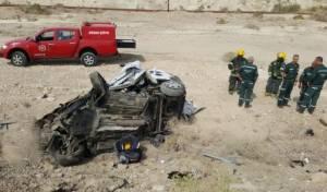 זירת תאונה בכביש 90, ארכיון