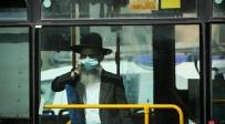 חבישת מסכה באוטובוס