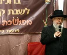 """מייסד יד לאחים הרב שלום דב ליפשיץ זצ""""ל, שהשבוע חל יום פטירתו, בשבת לניצולות הארגון - שבתון לימים הנוראים לניצולות מהכפרים הערביים"""