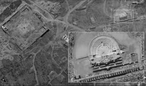 הלוויין אופק 16 עם תיעוד מעל סוריה • צפו