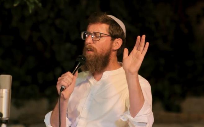 יצחק מאיר בביצוע לייב מרגש: ואני קרבת אלוקים לי טוב