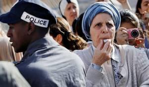 מחאה חרדית נגד נשות הכותל