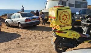 כוחות החירום בחוף