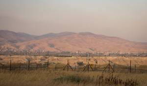 הגבול עם ירדן, השבוע