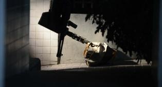 """נטרול מטען חבלה - נמנע פיגוע פלילי בכניסה לבניין בפ""""ת"""