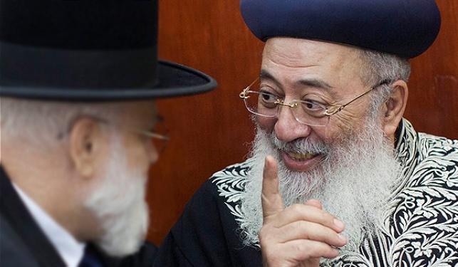 הרב עמאר, יהדות התורה לא מסתפקת בפסק שלו