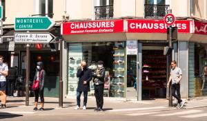 קורונה בפריז צרפת