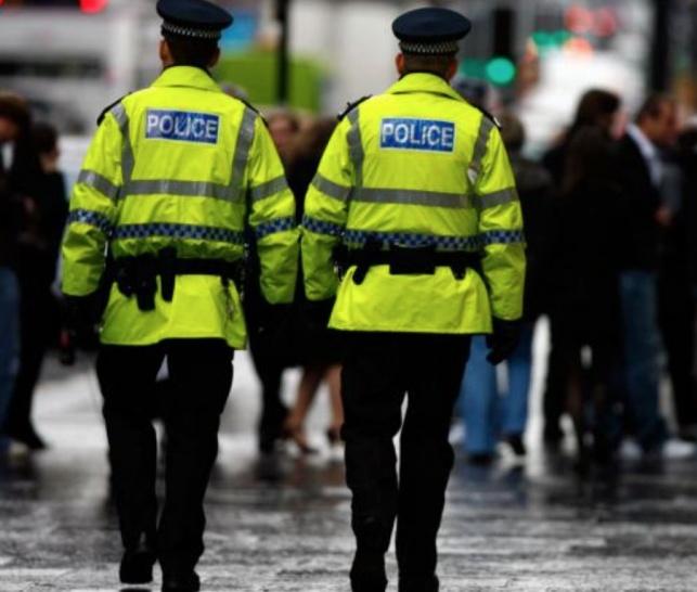 שוטרים בריטיים