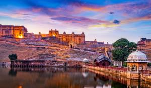 מבצר אמבר - הודו