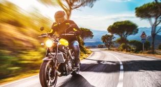 רוכב אופנוע, אילוסטרציה - רוכבי אופנועים? בקרוב הוזלה בביטוח החובה