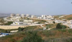 שכונת הר יונה בה מתגוררים חרדים רבים