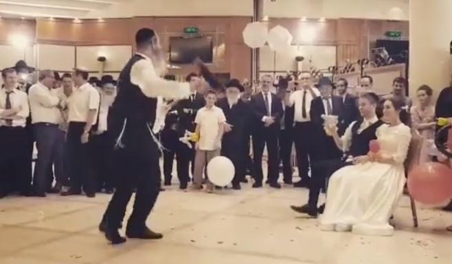 ריקוד המטאטא כפי שעדיין לא ראיתם • צפו