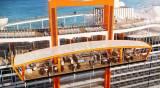 לאניני טעם ואמיצים: מסעדה מרחפת מעל פני הים