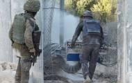 """וידאו: כך חשף צה""""ל מנהרה רביעית בצפון"""