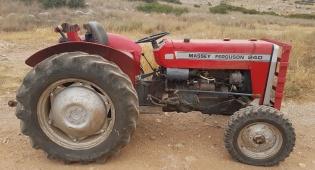 טרקטור גנוב - תוצאות הלחימה: ירידה בפשיעה החקלאית