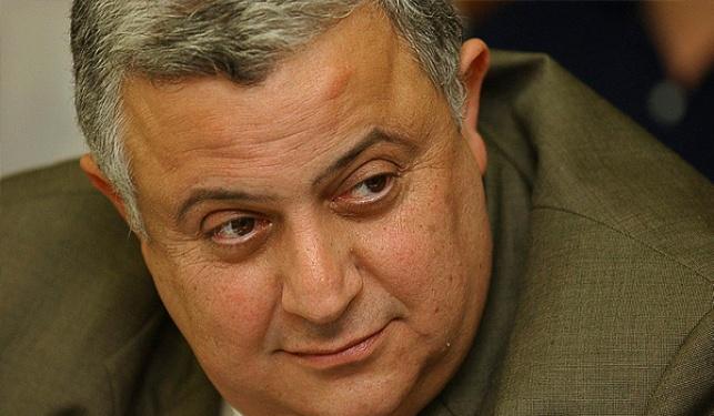 השר לשעבר יוסף פריצקי