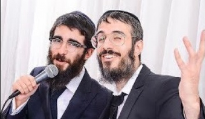 בן שמעון לייב: הזמר אלי מרכוס בקומזיץ לייב