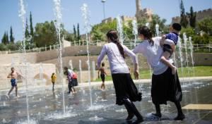 עם ישראל יוצא לטייל • תיעוד ענק
