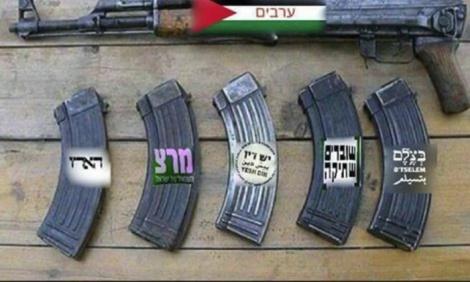 """התמונה המדוברת - מפלגת מרצ מתלוננת: """"הצל"""" מסית נגדנו"""