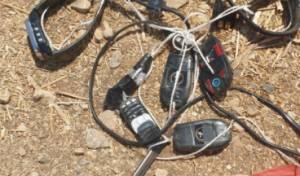 עם הרחפן: פעילי ג'יהאד ניסו להבריח לכלא