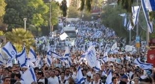 הילולת שמואל הנביא ויום ירושלים • אלו הסדרי התנועה