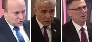 רוצים חרדים: לפיד, סער ובנט אומרים לא לחרם של ליברמן