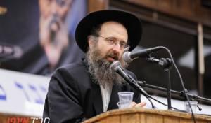 הרב יוסף ישעיה ברוין