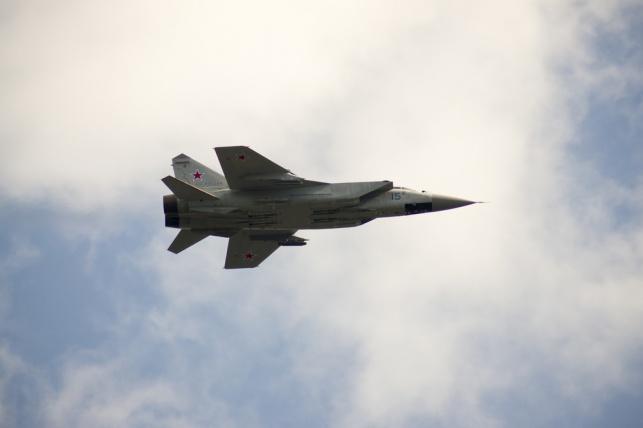 רוסיה: נפיל מטוסים אמריקאיים בשמי סוריה