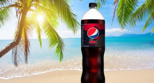 חדשנות מוצרית ללא סוכר תחת המותג פפסי מקס