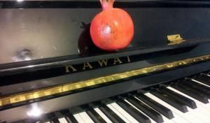 """פסנתר לשבת ג' תמוז: """"צמאה לך נפשי"""""""