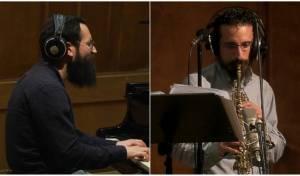 דניאל זמיר ואחיה אשר כהן אלורו: שתי גדות לירדן