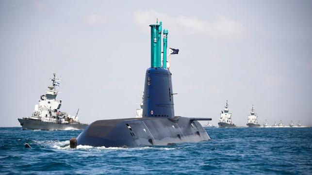דרישה: עצרו את תשלומי עסקת הצוללות
