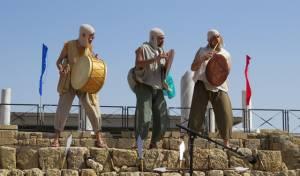 פסטיבל העת העתיקה בקיסריה