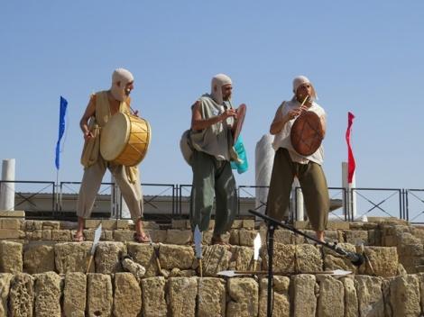 פסטיבל העת העתיקה בקיסריה - פסטיבל העת העתיקה בגן לאומי קיסריה