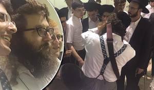 ' שמואל גריינמן סחף את בני הישיבות • צפו