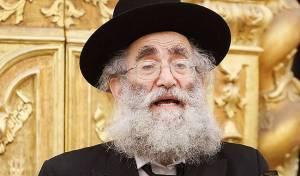 """הגר""""ש מרקוביץ - הרב מרקוביץ הוקלט: """"דיברתי עם הרב -  הוא לא יבוא"""""""