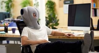 כרית ניידת: הגאדג'ט שיאפשר לכם לישון בכל זמן ומקום