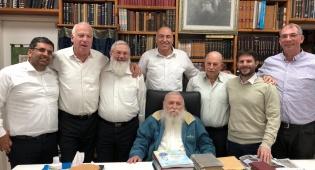 'האיחוד הלאומי' ו'הבית היהודי' ירוצו ביחד